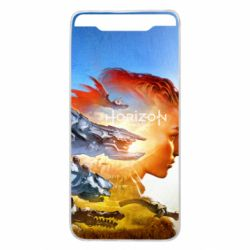 Чехол для Samsung A80 Horizon Zero Dawn art