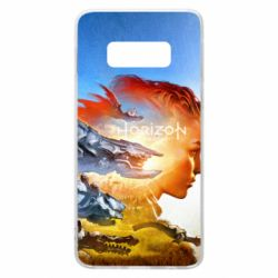 Чехол для Samsung S10e Horizon Zero Dawn art