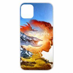 Чехол для iPhone 11 Pro Horizon Zero Dawn art