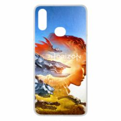 Чехол для Samsung A10s Horizon Zero Dawn art