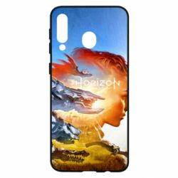 Чехол для Samsung M30 Horizon Zero Dawn art