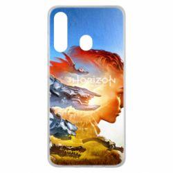 Чехол для Samsung M40 Horizon Zero Dawn art