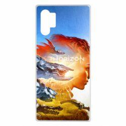 Чехол для Samsung Note 10 Plus Horizon Zero Dawn art