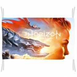 Флаг Horizon Zero Dawn art
