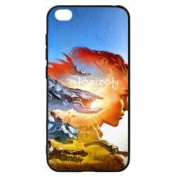 Чехол для Xiaomi Redmi Go Horizon Zero Dawn art