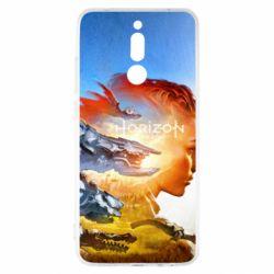 Чехол для Xiaomi Redmi 8 Horizon Zero Dawn art