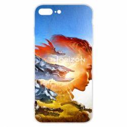 Чехол для iPhone 8 Plus Horizon Zero Dawn art