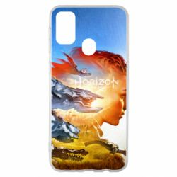 Чехол для Samsung M30s Horizon Zero Dawn art