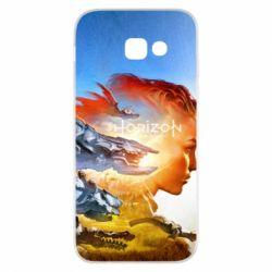 Чехол для Samsung A5 2017 Horizon Zero Dawn art