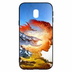 Чехол для Samsung J3 2017 Horizon Zero Dawn art