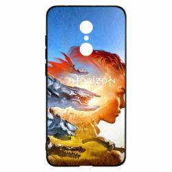 Чехол для Xiaomi Redmi 5 Horizon Zero Dawn art