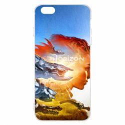 Чехол для iPhone 6 Plus/6S Plus Horizon Zero Dawn art