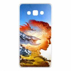 Чехол для Samsung A7 2015 Horizon Zero Dawn art