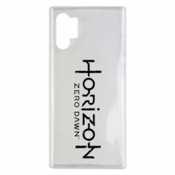 Чехол для Samsung Note 10 Plus Horizon Zero Dawn logo