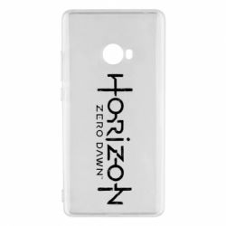 Чехол для Xiaomi Mi Note 2 Horizon Zero Dawn logo