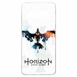 Чехол для Samsung S10+ Horizon Zero Dawn low poly