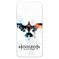 Чехол для Samsung A30 Horizon Zero Dawn low poly