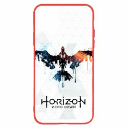 Чехол для iPhone 11 Pro Horizon Zero Dawn low poly