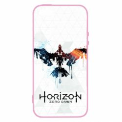 Чехол для iPhone5/5S/SE Horizon Zero Dawn low poly