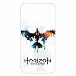 Чехол для Samsung S6 Horizon Zero Dawn low poly