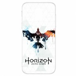 Чехол для Samsung A6 2018 Horizon Zero Dawn low poly