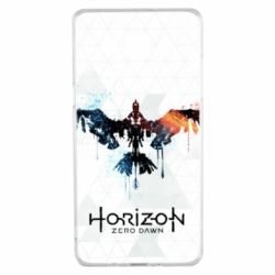 Чехол для Samsung A5 2015 Horizon Zero Dawn low poly