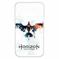 Чехол для Samsung J1 2016 Horizon Zero Dawn low poly