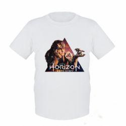 Дитяча футболка Horizon Zero Dawn