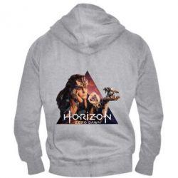 Чоловіча толстовка на блискавці Horizon Zero Dawn