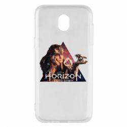 Чохол для Samsung J5 2017 Horizon Zero Dawn