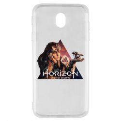 Чохол для Samsung J7 2017 Horizon Zero Dawn