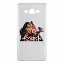 Чохол для Samsung A7 2015 Horizon Zero Dawn