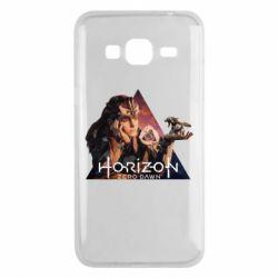 Чохол для Samsung J3 2016 Horizon Zero Dawn