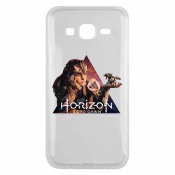 Чохол для Samsung J5 2015 Horizon Zero Dawn