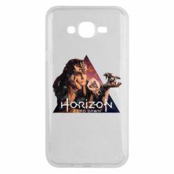 Чохол для Samsung J7 2015 Horizon Zero Dawn