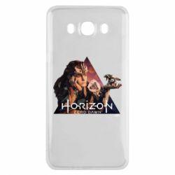 Чохол для Samsung J7 2016 Horizon Zero Dawn