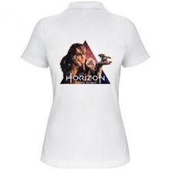 Жіноча футболка поло Horizon Zero Dawn