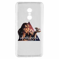 Чохол для Xiaomi Redmi Note 4 Horizon Zero Dawn