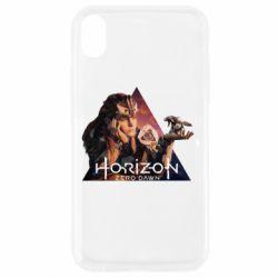 Чохол для iPhone XR Horizon Zero Dawn