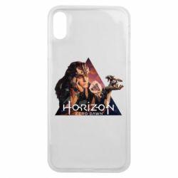 Чохол для iPhone Xs Max Horizon Zero Dawn