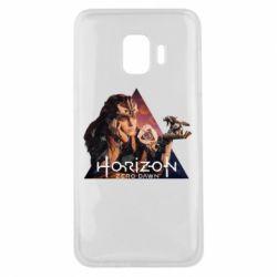 Чохол для Samsung J2 Core Horizon Zero Dawn