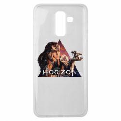 Чохол для Samsung J8 2018 Horizon Zero Dawn