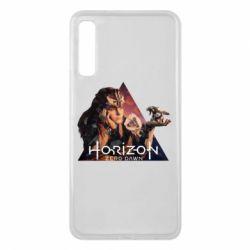 Чохол для Samsung A7 2018 Horizon Zero Dawn