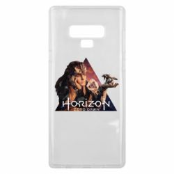 Чохол для Samsung Note 9 Horizon Zero Dawn