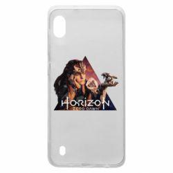 Чохол для Samsung A10 Horizon Zero Dawn
