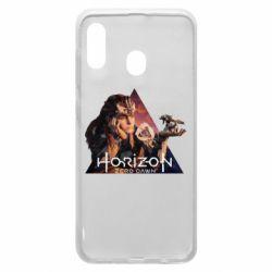Чохол для Samsung A20 Horizon Zero Dawn