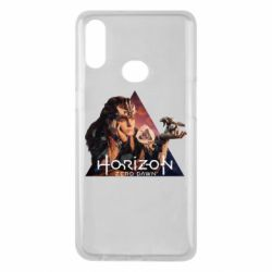 Чохол для Samsung A10s Horizon Zero Dawn