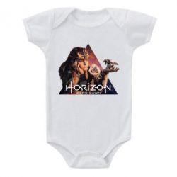 Дитячий бодік Horizon Zero Dawn