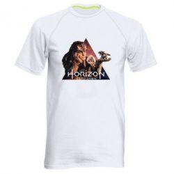 Чоловіча спортивна футболка Horizon Zero Dawn