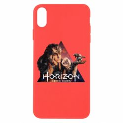 Чохол для iPhone X/Xs Horizon Zero Dawn